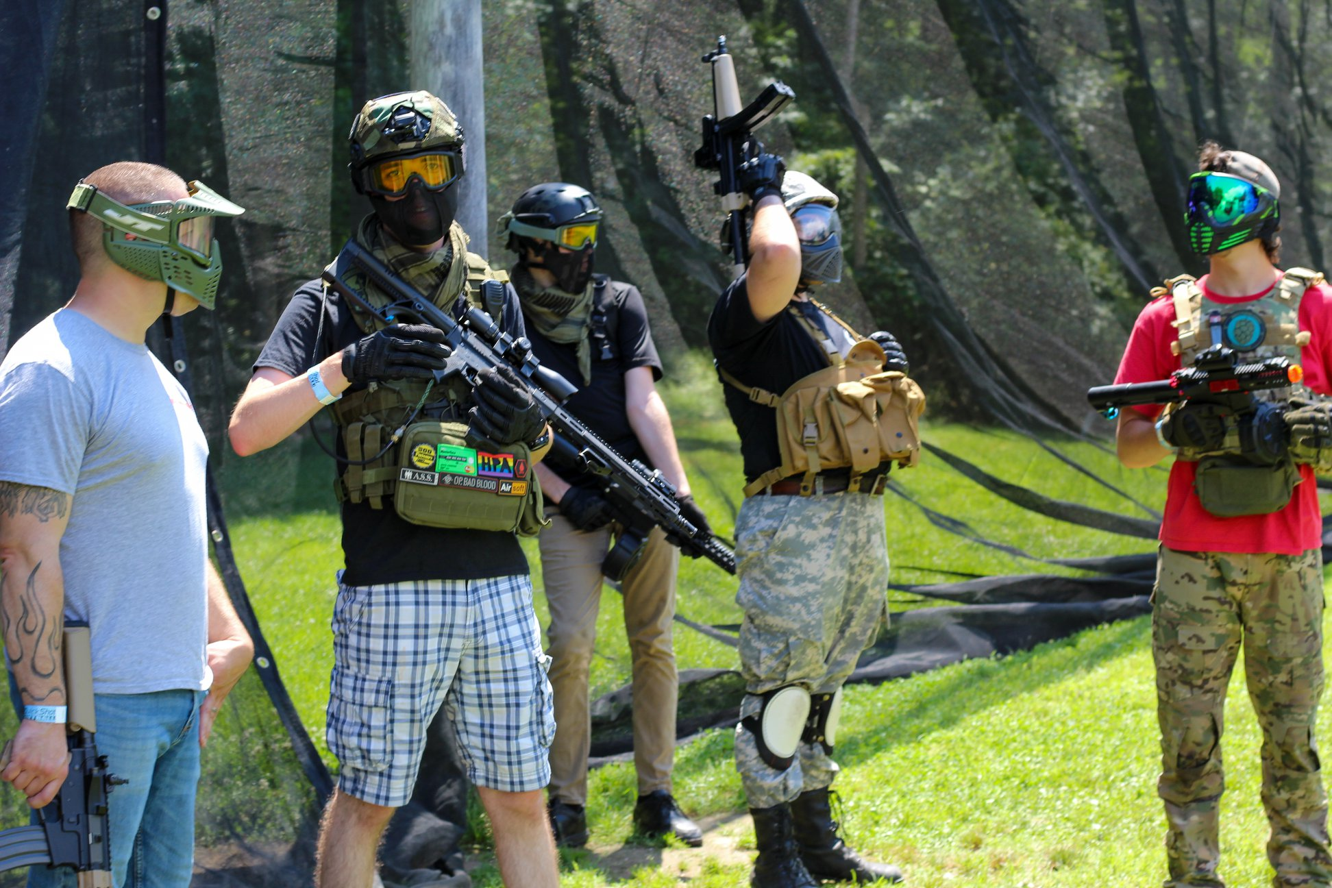 paintball equipment rental shamong nj